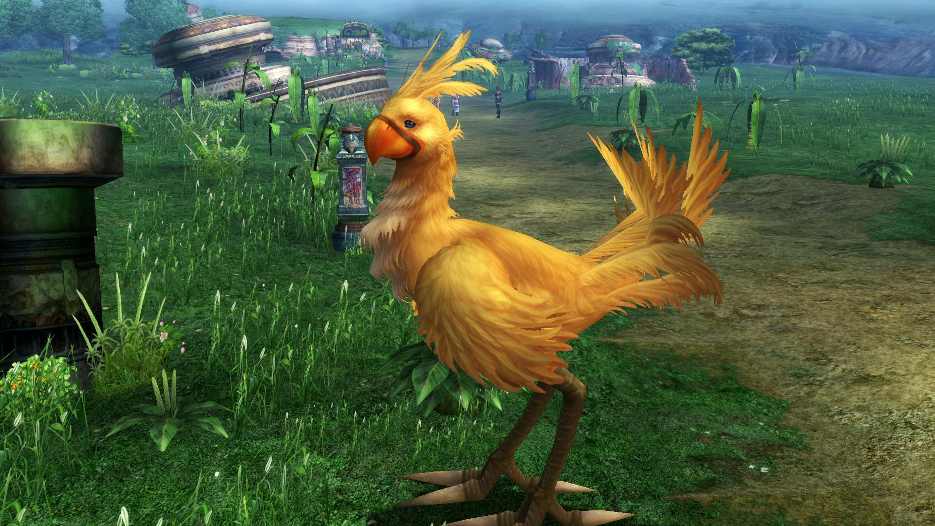 Final Fantasy 10 Chocobo - ©Square Enix