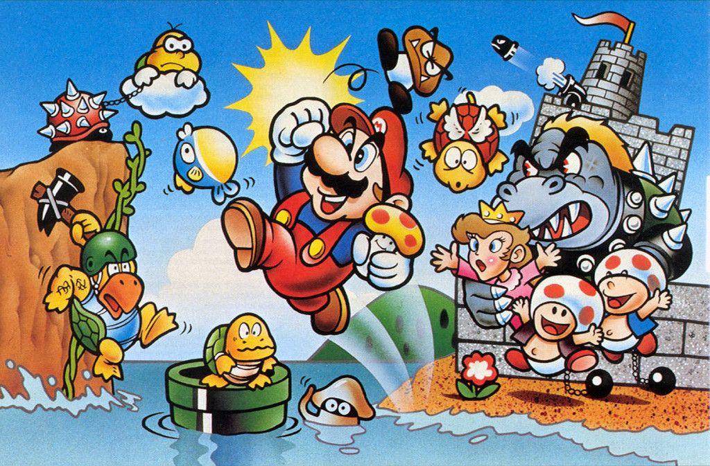 Super Mario Bros. - ©Nintendo