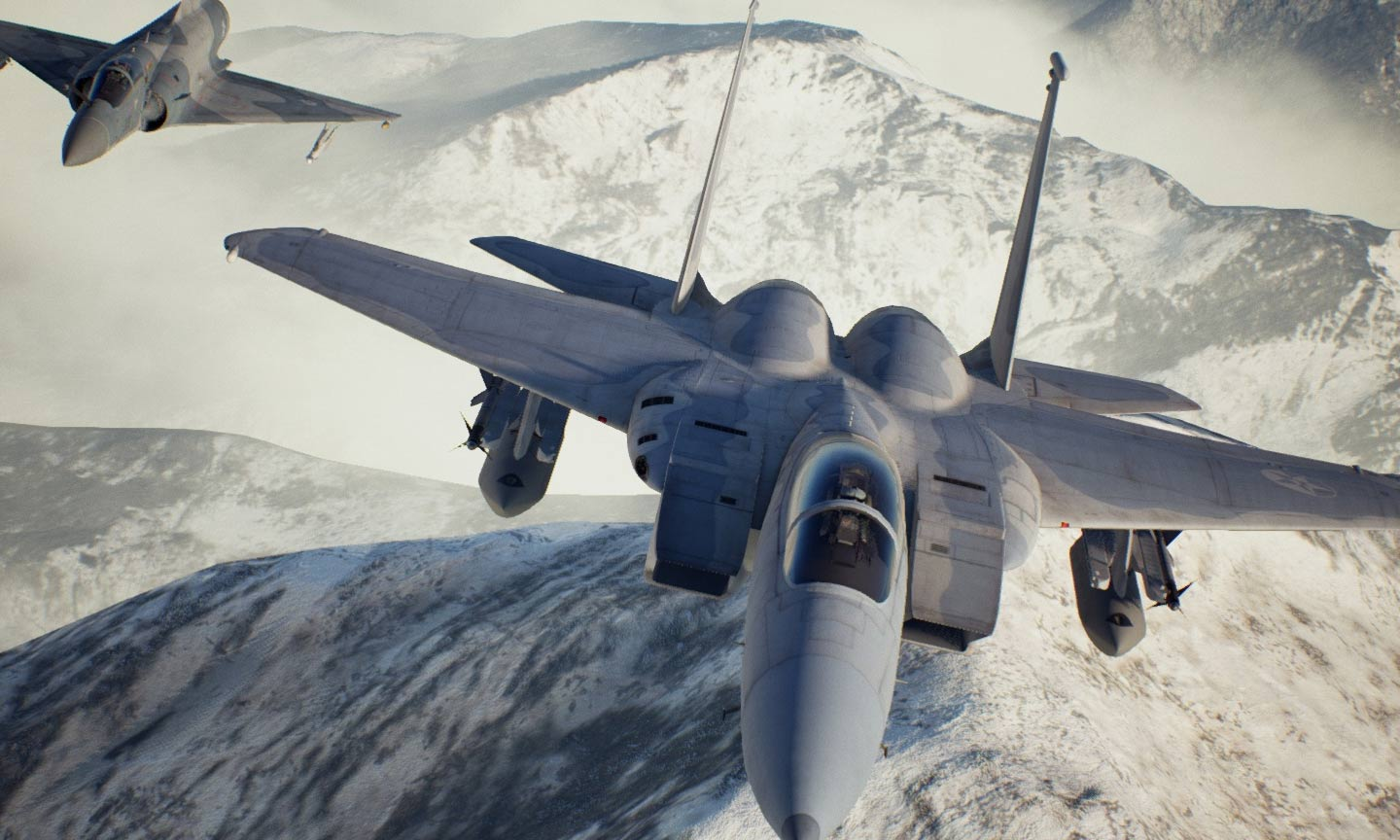 Ace Combat 7: Skies Unknown - (C) BANDAI NAMCO Studios