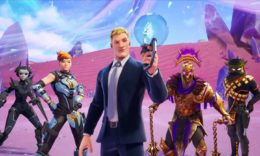 Fortnite: Season 5 brachte einige NPCs in die Battle Royale-Welt. - (C) Epic Games