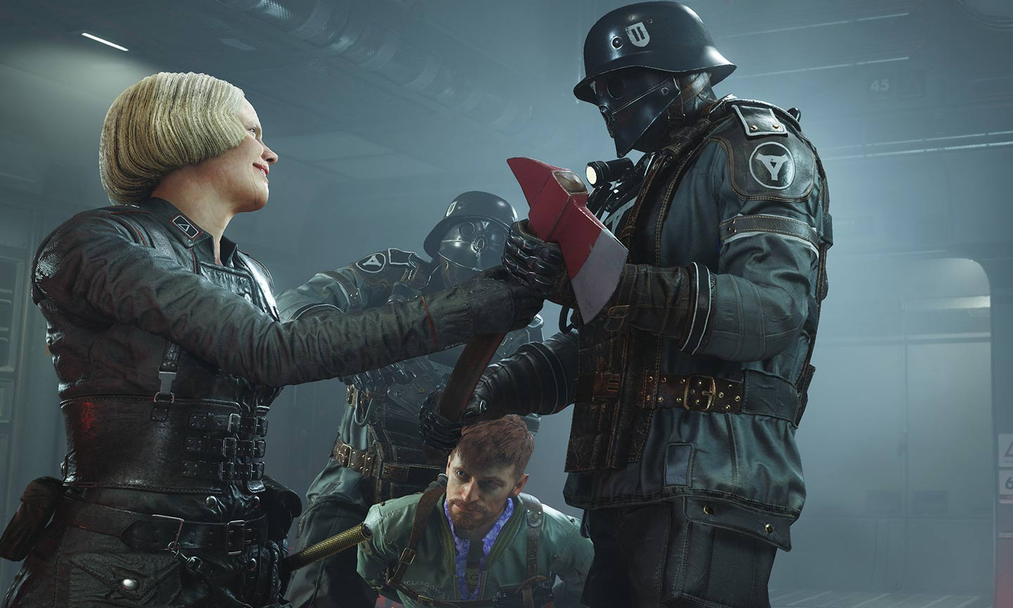 Wolfenstein 2: The New Colossus - (C) MachineGames, Bethesda Softworks