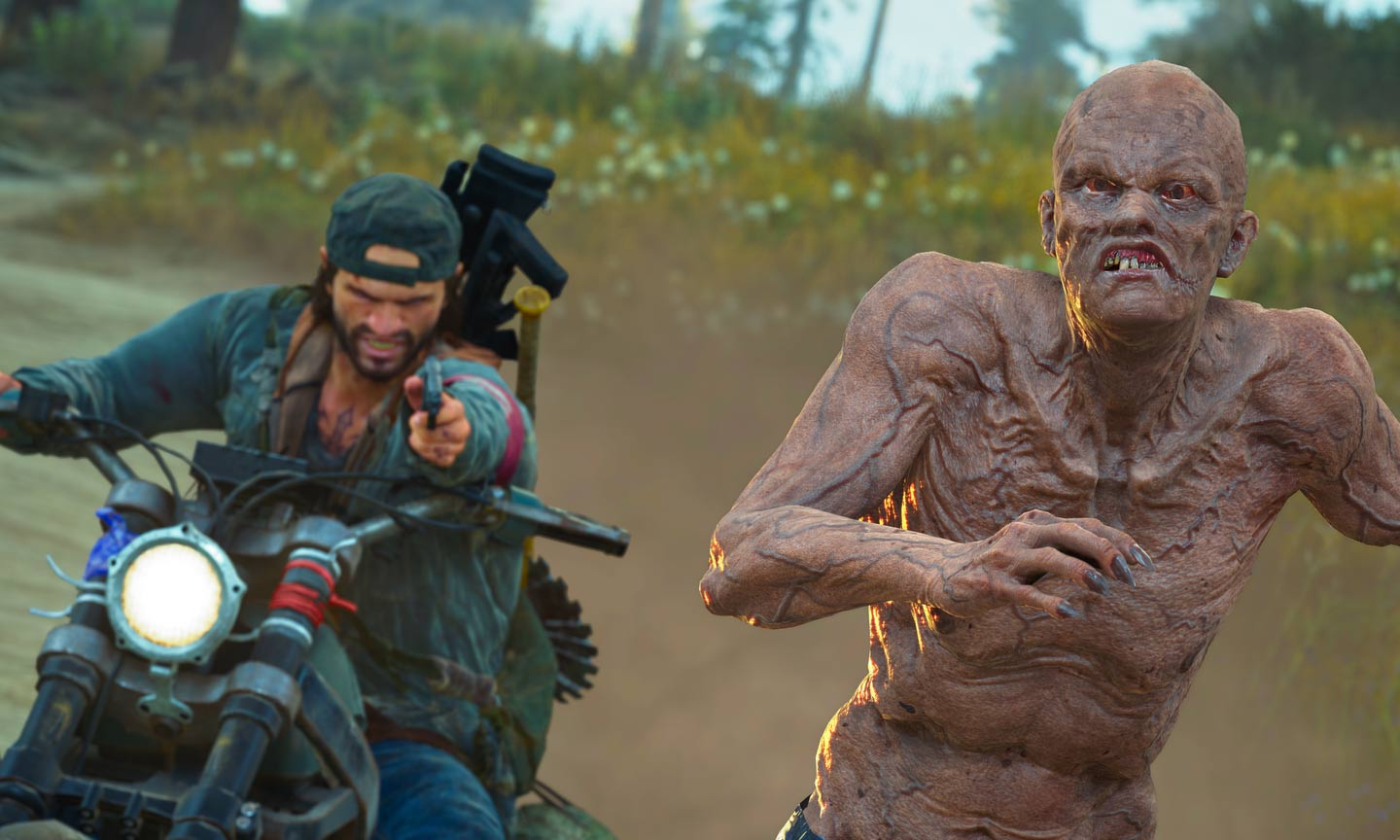 Days Gone erscheint am 18. Mai 2021 für Steam und Epic Games Store. - (C) Sony Bend Studio, PlayStation