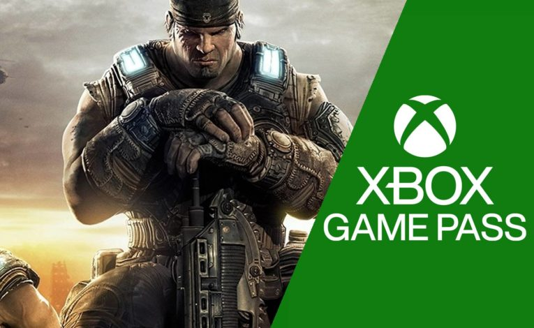 Gears of War 3 ist auch via Xbox Cloud Gaming (Beta) am Smartphone (Android) spielbar. - Quelle: Microsoft; Bildmontage: DailyGame
