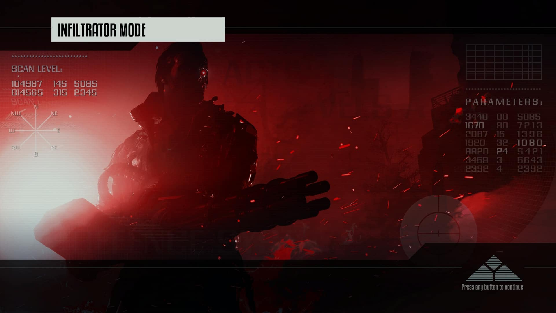 Infiltrator Mode Terminator Resistance Enhanced © Reef Entertainment - Screenshot DailyGame