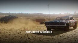 Titel Wreckfest © Bugbear Entertainment - Screenshot DailyGame