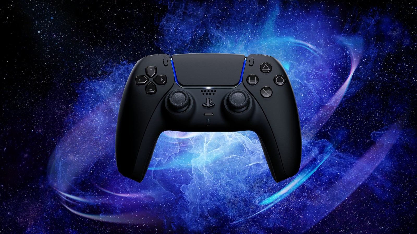PlayStation 5 DualSense-Wireless-Controller in Midnight Black. - (C) Sony Interactive Entertainment