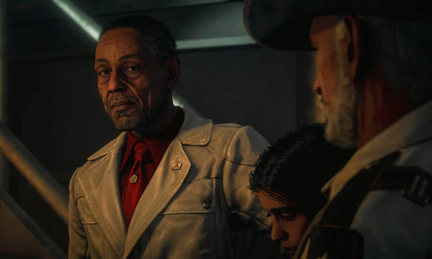 Giancarlo Espositos Charakter in Far Cry 6. - (C) Ubisoft