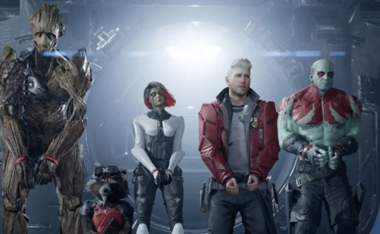 Guardians of the Galaxy pic © Square Enix