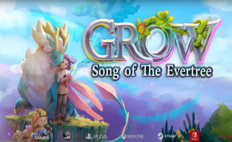 Grow Song of the Evertree (C) 505 Games und Prideful Sloth