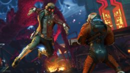 Guardians of the Galaxy © Square Enix