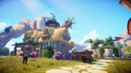 Idylisches-Zuhause_Grow-Song-of-the-Evertree (C) 505 Games und Prideful Sloth
