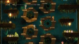 Spelunker HD Deluxe 3D Ingame 001 (C)ININ Games und Tozai Games