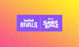 Twitch Rivals x Riot Games Summer Rumble