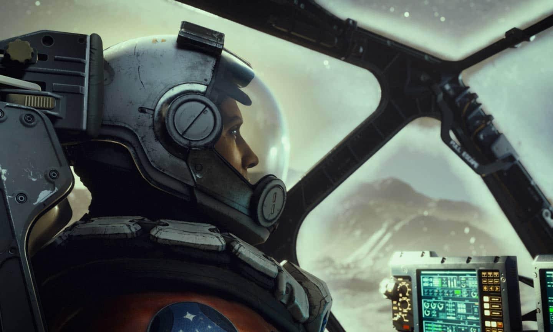 Starfield: Willkommen bei der NASA in 300 Jahren. - (C) Bethesda