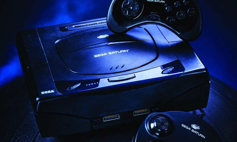 Sega Saturn - (C) Sega