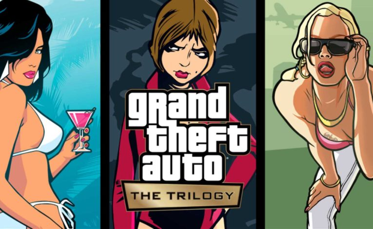 Grand Theft Auto: The Trilogy - The Definitive Edition - (C) Rockstar Games